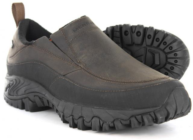 Merrell - Shiver Moc 2 Waterproof Dark Earth