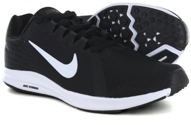 59f936ed0feb Nike - Downshifter 8 4E Black White Anthracite