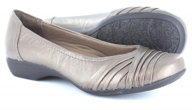 Clarks Shoes With Removable Insoles For Orthotics