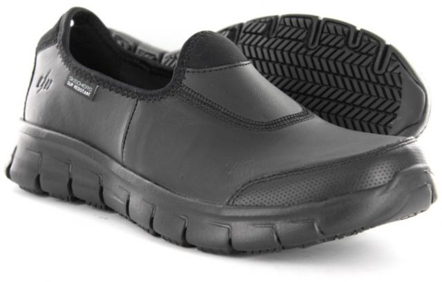 Suretrack Slip Residtant Womens Shoe