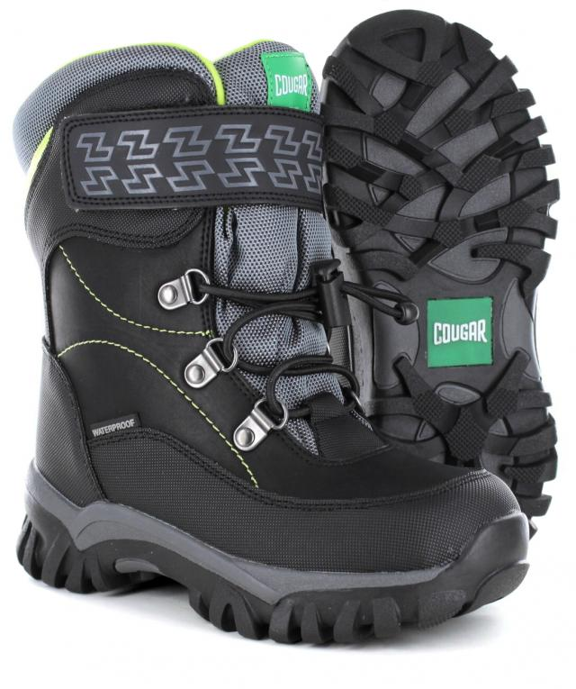 Cougar Kids Tackle Winter Boot