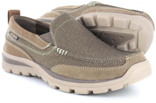 dce322bc3b5f Skechers - Superior Milford Light Brown